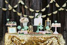 desert tables / by Hudlette Meaola
