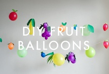 Fruits and Crafts / What can YOU do with fruit? Send us your creations and we'll pin them! / by Edible Arrangements