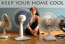 Cooling Off / Eco-friendly and economical way of providing cool comfort for your home or business. 