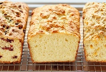 Bread Recipes / Recipes for yeast, quick, sweet, and savory breads! Perfect for sides, dunking in soups, or making a tasty sandwich. / by Courtney | NeighborFood