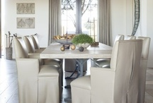 Dinning Areas / by Leslie Moncus Chapman