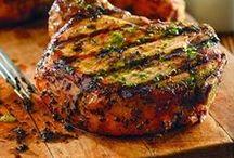 chicken, beef and pork dinners / by Taylor McKinzie