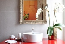bathroom / Interior Designs & Restoration creating couture  comfortable and livable interiors  reflecting your personality and lifestyle. My boards are for personal inspiration,and enjoyment . Happy pinning, play nice. http://www.oweissdesignssite.com/website/welcome.html / by Ofra Weiss Interior Designs