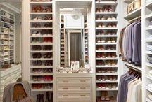 Closets / by Jill