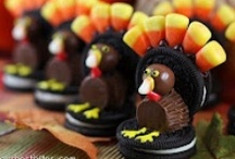 Thanksgiving Crafts\Foods / by Misty Villagomez