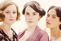 Downton Abbey / by Renee Woollaston