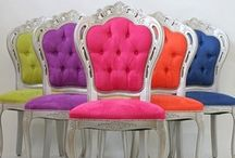 Furniture & Other Fun Painting Projects / by Jill
