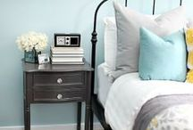 guest room / by Cristin Pregent