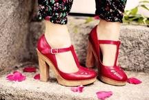 Let's Get Some Shoes. / by Madellen Szymborski