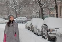 Winter  / by Madellen Szymborski