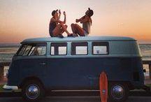 VW Bus || Dream Car / by Madellen Szymborski