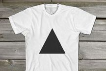 Tees and Sleeves / I wear a lot of t-shirts. / by Justin Edmund