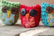 Owls / by Fabiana Martins