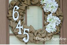 Decorating Ideas / by Sarah F-- Avon Independent Sales Representative