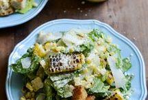 Food - Salads / by LynnCLS