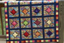 quilts to inspire me / by Ginny Martin