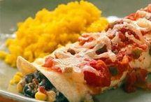 Food - Mexican/Tex-Mex / by LynnCLS
