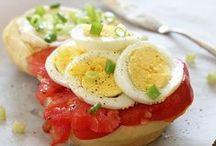 Food - Sandwich / by LynnCLS