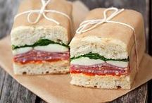 Sandwiches / by Laura Pusateri