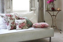 Pretty Rooms / by The Vintage Farmhouse