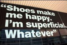 Fabulous Footwear / by Linda Rewa