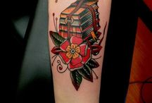 Tattoos / by Amanda Grindle Johnson