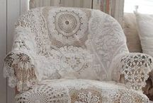Doily Love / by The Vintage Farmhouse