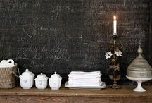 Chalkboards / by The Vintage Farmhouse