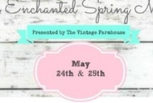 Enchanted Spring Market 2013 / Join us May 24th & 25th 9am-4pm