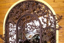 wrought iron / by Babboo Singh