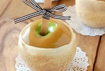 Apple Recipes / by lilred_ou