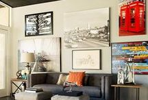 Home: Gallery Walls / by Suheiry Feliciano