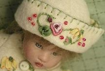 Doll Clothes & other Doll Things / by Debbie Beer