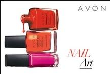 AVON - Nail Art / Última tendencia en decoración de uñas / by AVON Cosméticos