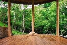 Yoga Spaces & Places / by YogaDownload.com