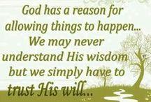 Christian Quotes / by danzia.com