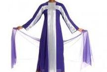 Men's Worship Dancewear / Men's Worship Long Sleeve TOP, Robe Pullover Shirt, Pullover  / by danzia.com