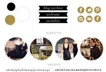 DESIGN | branding i admire / by Jennifer Norman Studio