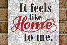Feels Like Home To Me / by Haley Townsend