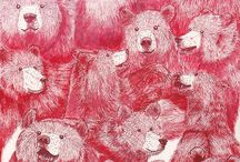 Illustrations / Art / Drawings / Paintings / Inspiration / Watercolour / Digital / Print / Minimal / by Elaine Tham