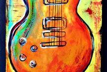 Guitars / by Mahochy Godoy
