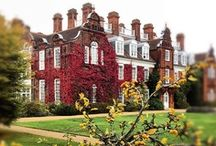 Newnham College Cambridge / by skiourophile