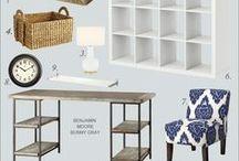 Office Ideas / by Sherri Howell