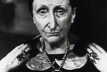 Edith Sitwell / by skiourophile