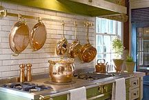 Kitchens That Rock / by Pam O'Connell