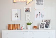 Boys rooms / Bedroom and kid space ideas for my boys / by Allison Waken