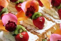 Food - Desserts / Life is too short. Eat dessert first. / by Liz Benatar