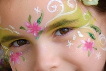 face painting ideas / by Wendy Lancaster