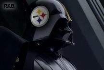 Steelers  / by Jackie Stoliby