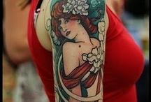 tattoo love / by Marguerite Kleintz